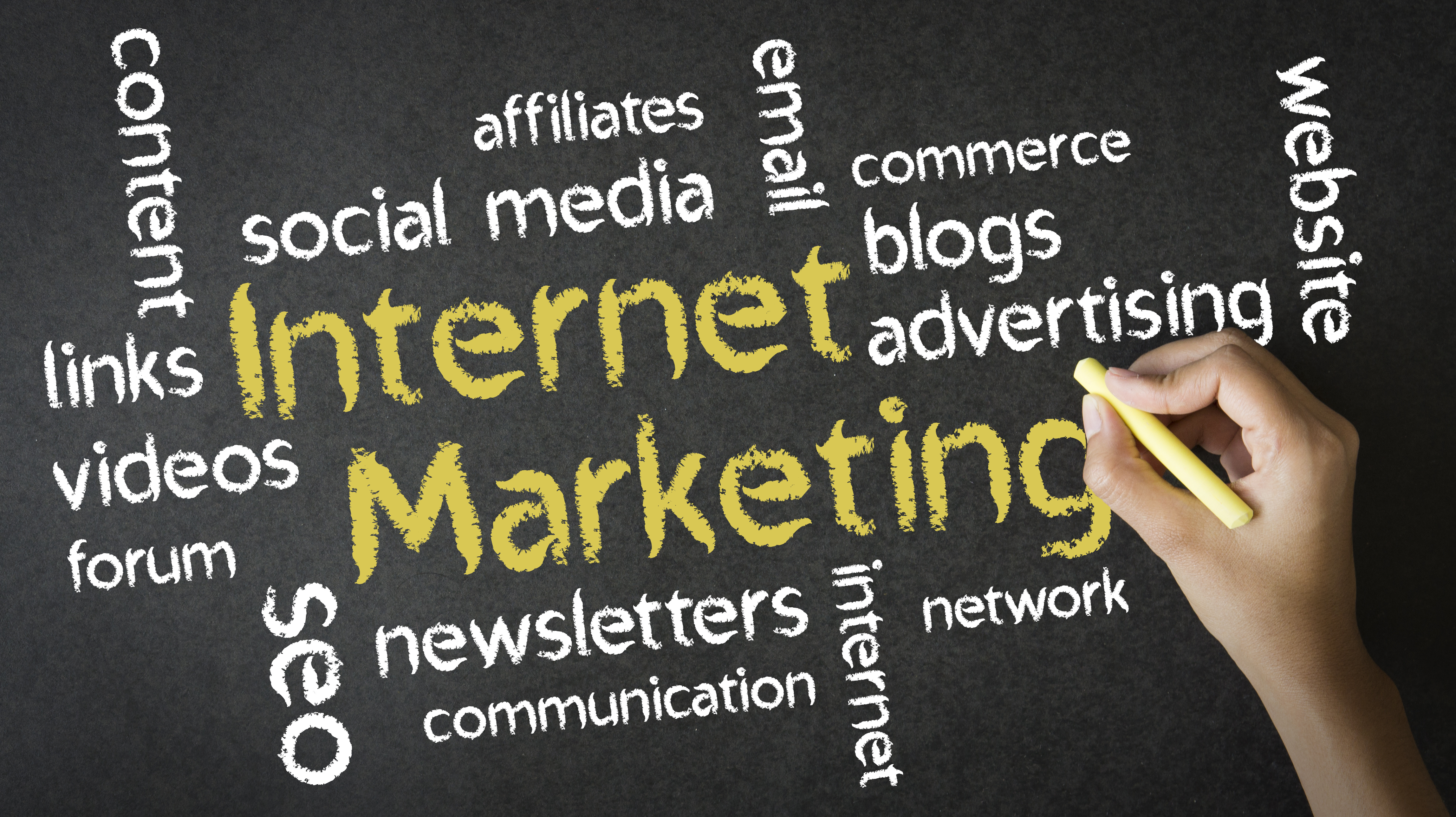 Online Marketing in 5 Steps